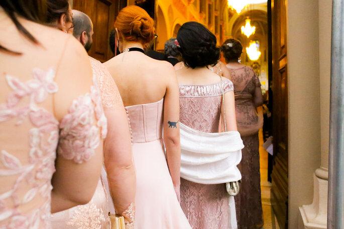 Como escolher o vestido de madrinha