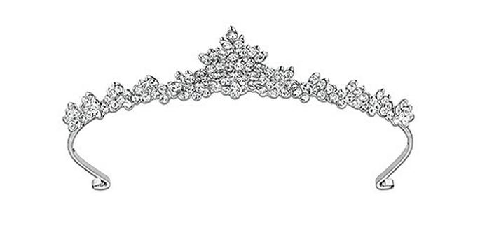 Bejewelled Beauty Tiara
