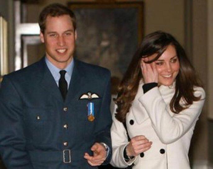 Campanas de boda para el Principe Guillermo de Inglaterra y Kate Middleton