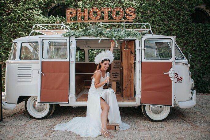 Risbox fotomatón boda