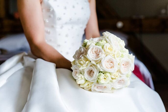 edler Brautstrauß
