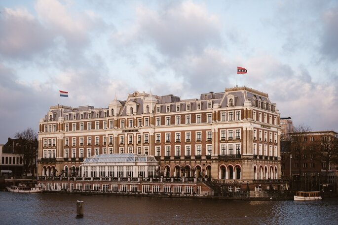 Foto: Intercontinental Amstel Hotel