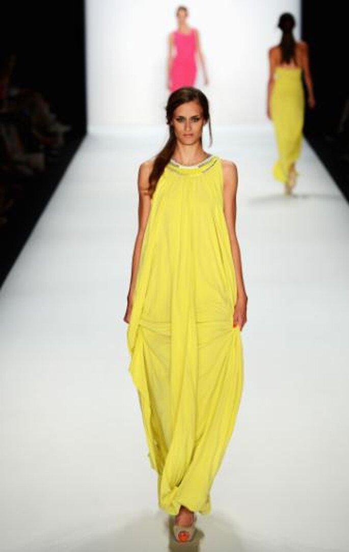 Laurel:Mercedes Benz Fashion Week SpringSummer 2013. Foto de Image.net