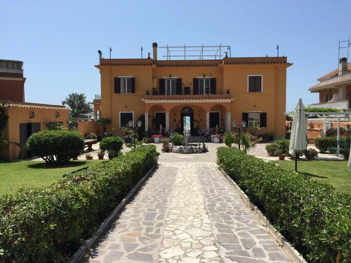 Villa di Venere