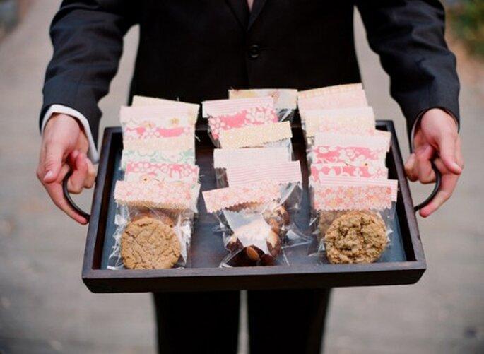 Anímate a crear una receta nueva y sorprende a todos tus invitados - Foto Elizabeth Messina