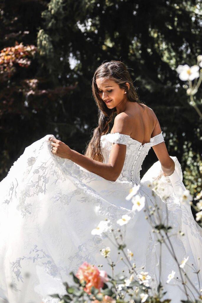 Wie Sie Das Richtige Brautkleid Auswahlen In 5 Schritten Zum Traumkleid