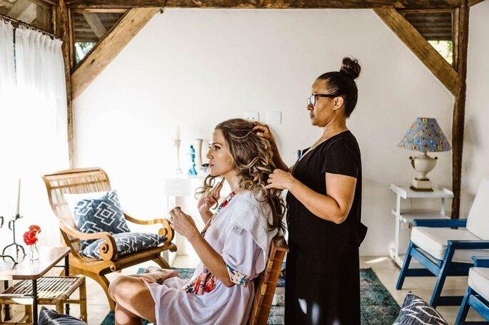 Cabelo e maquiagem: Cristina Brito Beauty - Fotografia: João Cappa