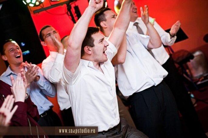 Prepárate para divertirte y bailar; Snapstudio