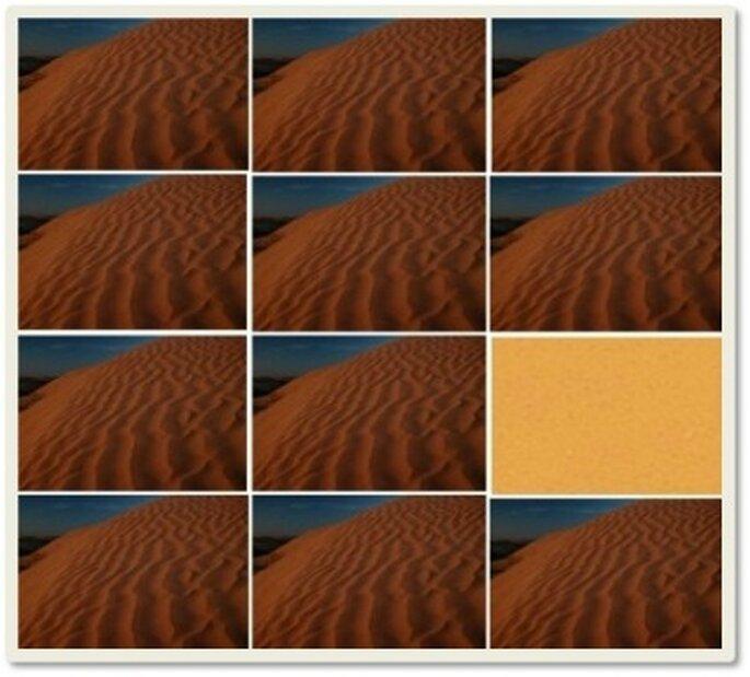 Dunas, un tono que ofrecen los desiertos aplicado al maquillaje de la temporada primavera verano.