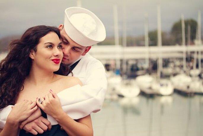 Des photos avant le mariage, il n'y a rien de tel ! - Crédits photos: Theary Meak