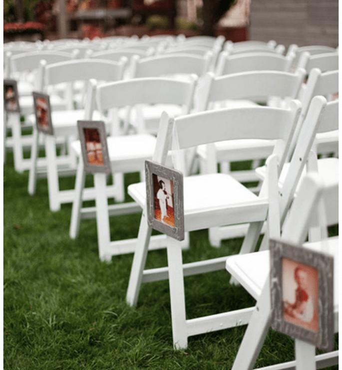 Decoración para una ceremonia religiosa durante el día - Foto Mustard Seed Photography