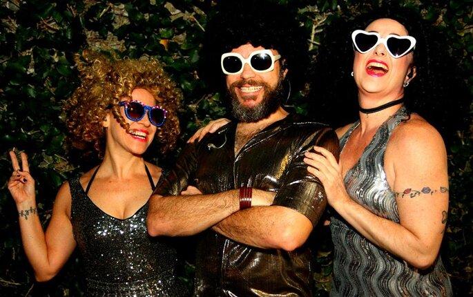 Soul de Quem Quiser - melhores bandas de casamento no Rio de Janeiro