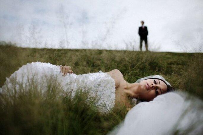 """Utiliza la tendencia """"Harmony"""" en una perfecta sesión de fotos de boda - Foto Fer Juaristi Photography"""