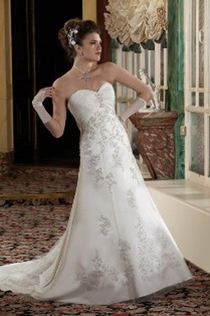 robe de mariée 2009 tomy madrid