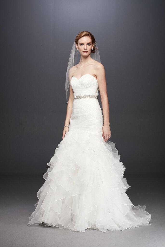 Vestido colección David´s Bridal