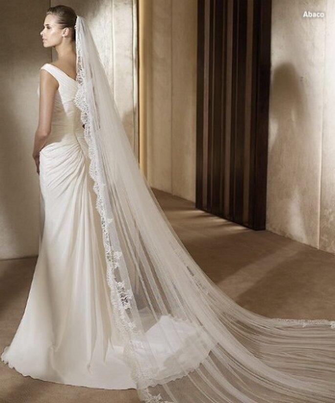 vestidos de novia baratos pronovias 2011