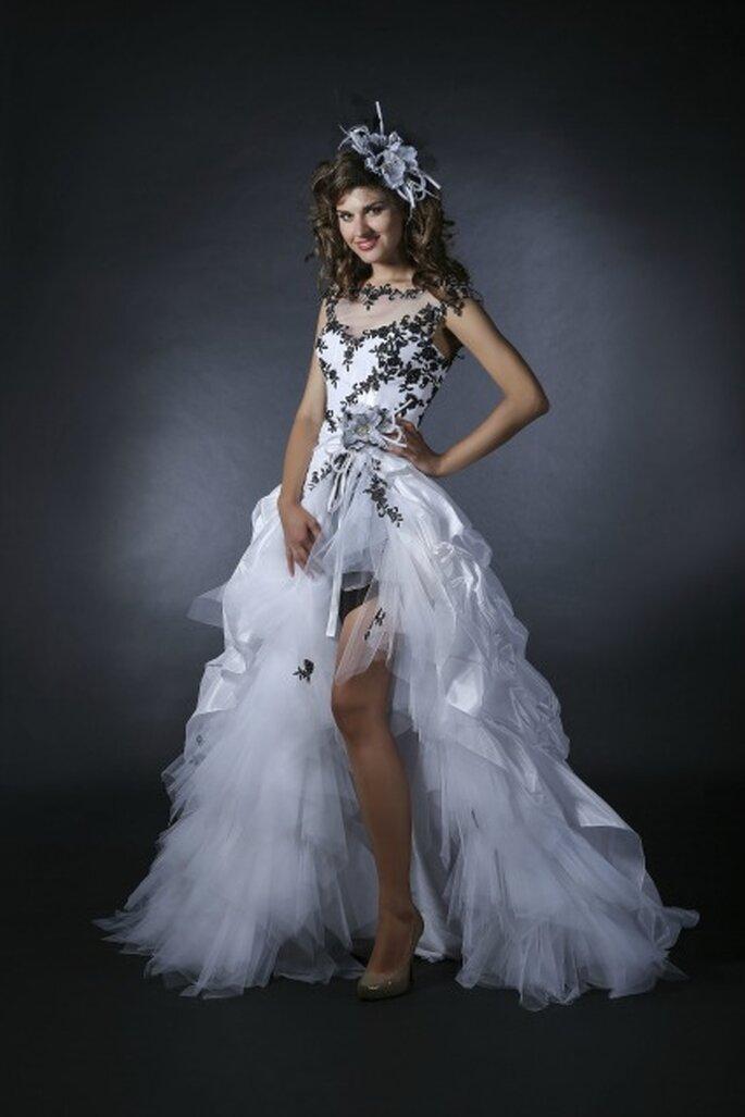 Robe de mariée BGP Company 2014, modèle B3326 Nashira