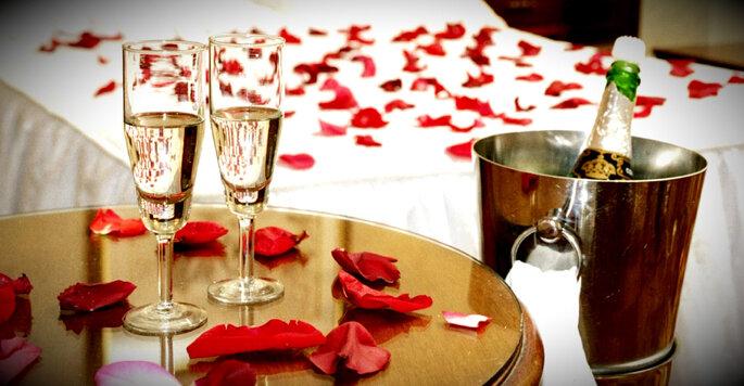 7 tips para que tu noche de bodas sea inolvidable - Foto-Marriot Hotel