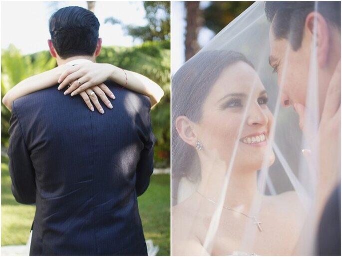 Real Wedding: Colores vivos en la boda de Nataly y Daniel - Foto Orlando Padilla