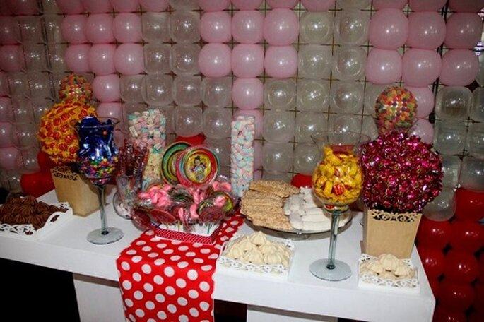 Mini buffet per bambini. Foto: Buffet bambini bambini - pagina Facebook