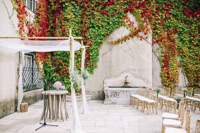 My Vintage Wedding Portugal - The Quinta