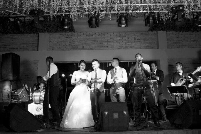 La Rebelión Orquesta para bodas Bogotá
