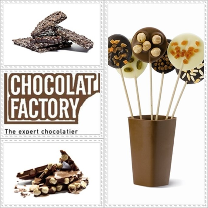 En Chocolat Factory cuentan con hasta 56 modalidades de bombones diferentes. Foto: Chocolat Factory