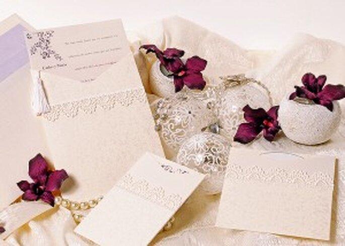 Azulsahara, invitaciones de boda originales