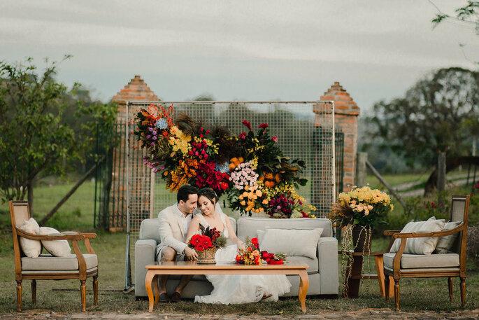 Casamento na Fazenda Paraizo Itu