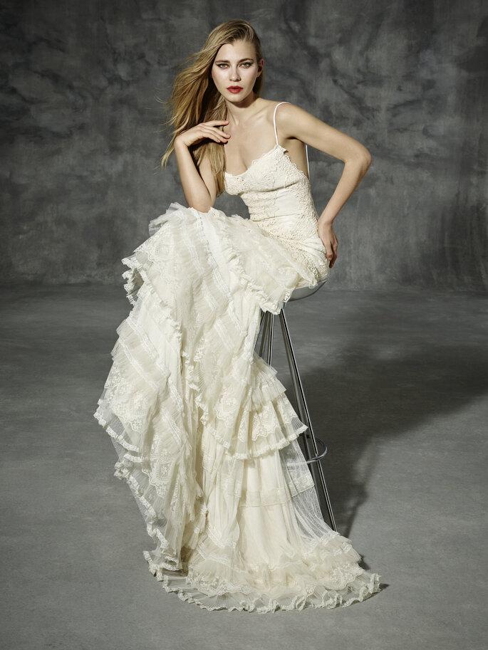 Свадебное платье Renata Фото: YolanCris