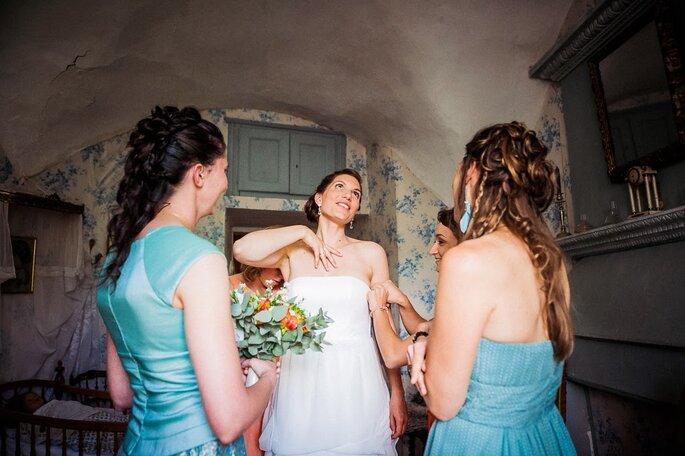 Ces détails que les mariés oublient (trop) souvent lors de l'organisation du mariage. Photo : studio LM