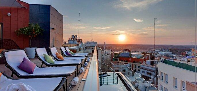 Foto Sky Lounge Hotel Indigo