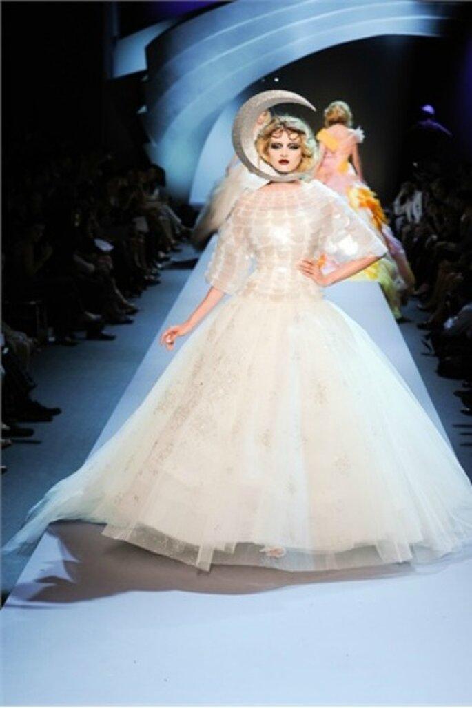 Vestido de los cuentos de hadas. Dior Haute Couture 2011-2012