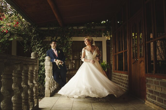 Morfi Jimenez Wedding Portraits