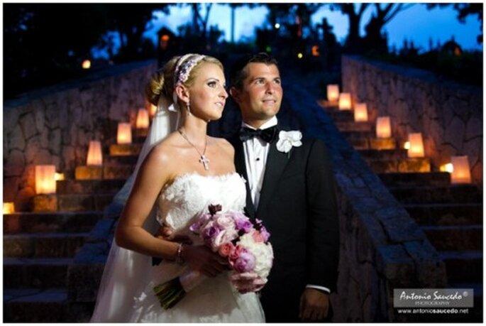 Disfruta de los mejores escenarios en tu boda en Xcaret - Foto Antonio Saucedo