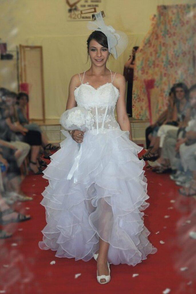 Robes de marié et robes de cocktail Au Coeur d'un Rêve : uniques et personnalisées
