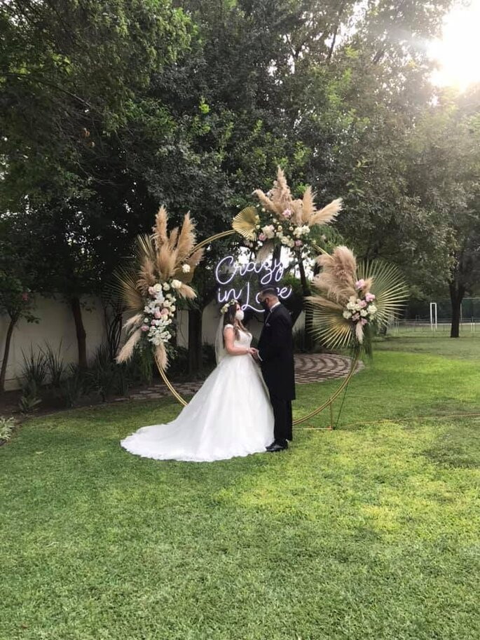 Urban Garden Eventos jardines bodas en Monterrey