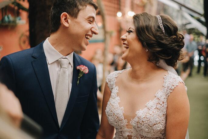 Felicidade casal