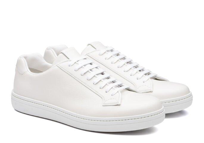 Zapato para novio tipo sneakers o tenis