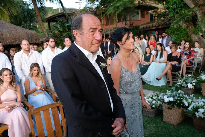 Pais do noivo
