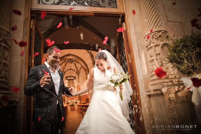Wenn Bräute bei der Hochzeit Zähne verlieren, ist es Zeit, zu handeln. Foto: Adrian Bonet