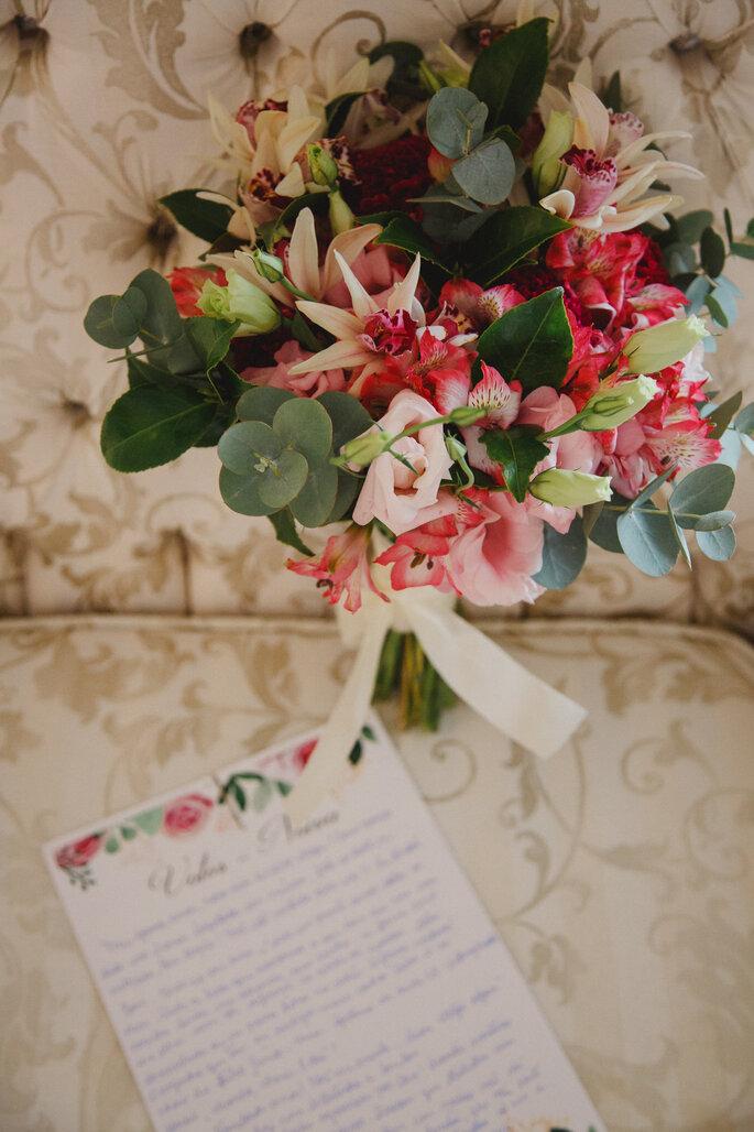Buquê: Arminda Antunes Decoração e Flores - Fotografia: Alexandre Rechtman