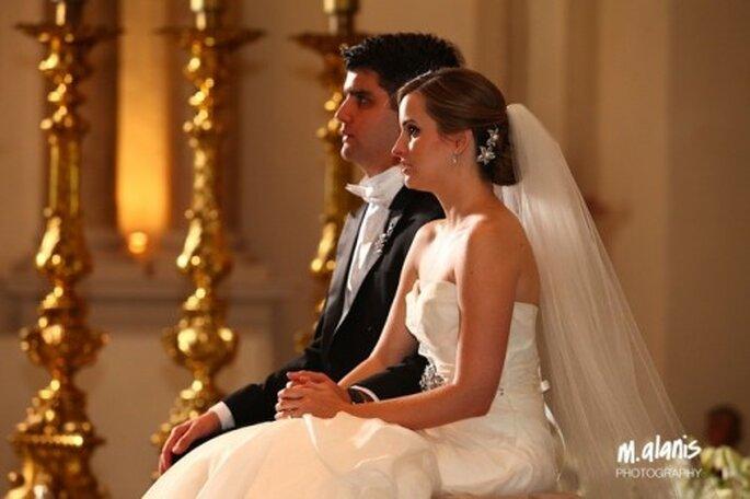 #MartesDeBodas: Todo sobre la tendencia clásica y elegante en bodas 2013 - Foto Mauricio Alanis