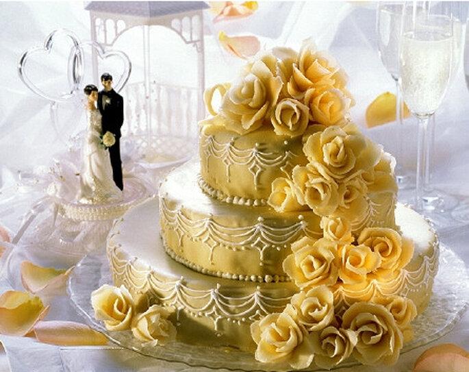 Auguri Matrimonio Napolimania : Torta di nozze foto