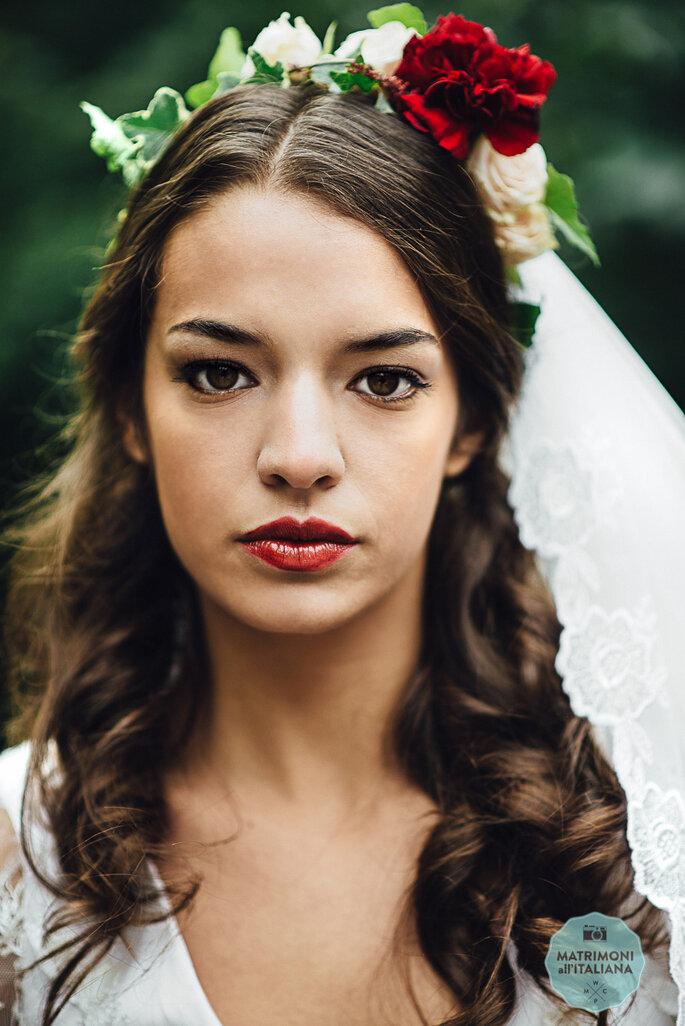 Make up e acconciature: Giorgia e Renato Parrucchieri