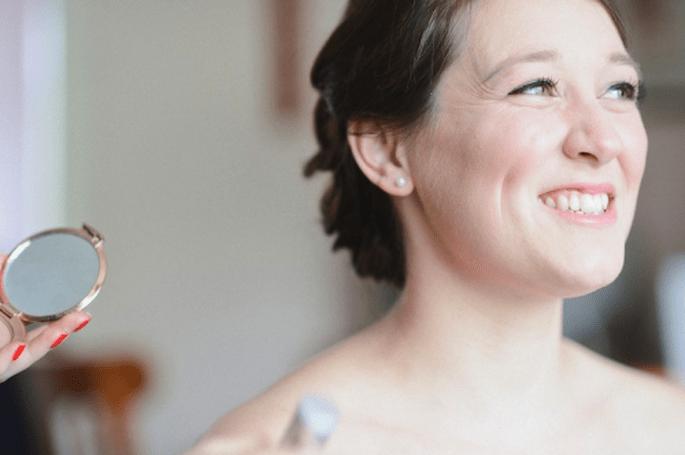 Aliméntate sanamente y cuida el área de tus ojos para que luzcas espectacular en tu boda - Foto Nadia Meli