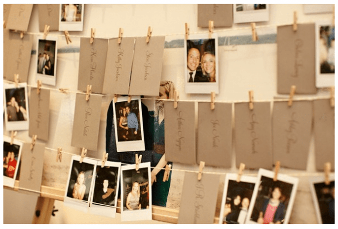 Ideas originales para una boda perfecta - Foto Sarah Rhoads