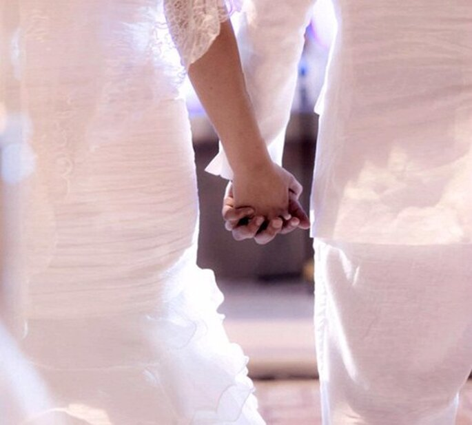Llega el momento de comenzar a organizar la boda. Foto: Estudio Blay SAS