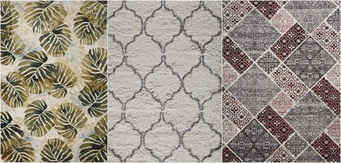 20 alfombras que cambiar n tu hogar for Alfombras motivos geometricos