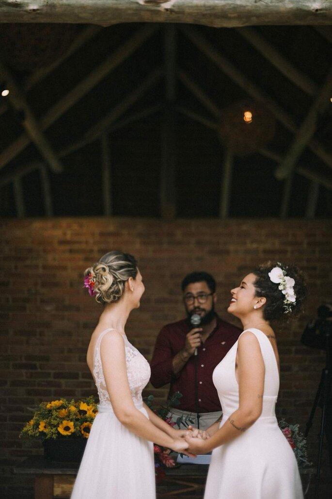 Casamento boho